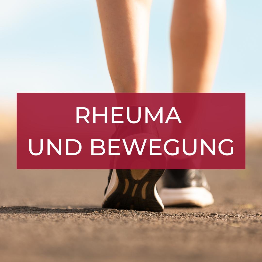 Rheuma und Bewegung